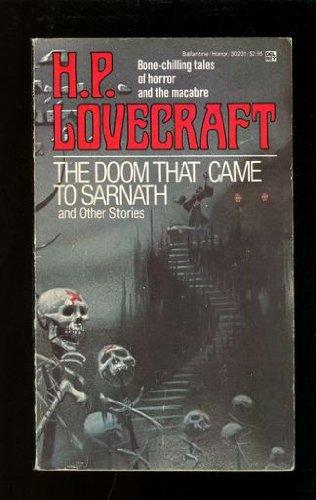 Doom That Came to Sarnath par Lovecraft Howard Philips