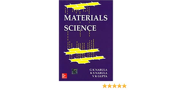 Material Science By Narula Pdf