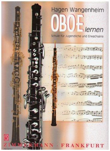 Oboe Lernen. Oboe