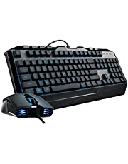 Cooler Master Devastator Gaming 3 Keyboard and Mouse Combo with 7 Colour LED Backlit Option