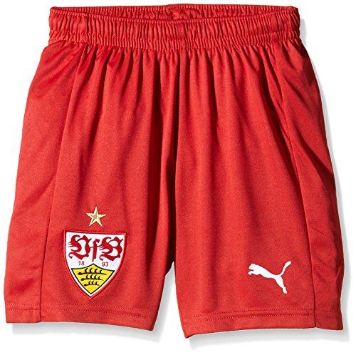 PUMA Kinder Hose VFB Stuttgart Replica Shorts, Team Regal Red, 176, 747531 02