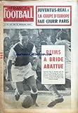 Telecharger Livres FRANCE FOOTBALL No 833 du 27 02 1962 JUVENTUS REAL LA COUPE D EUROPE FAIT COURIR PARIS REIMS A BRIDE ABATTUE (PDF,EPUB,MOBI) gratuits en Francaise