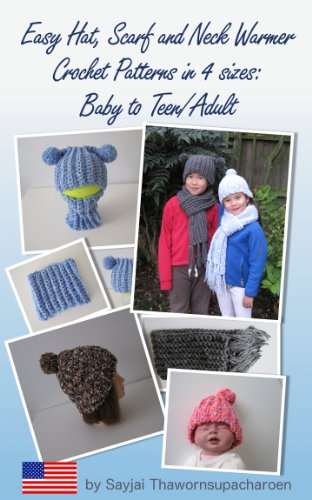 easy-hat-scarf-and-neck-warmer-crochet-patterns-in-4-sizes-baby-to-teen-adult