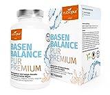 Eubiopur Basen Balance Pur Premium, Natürliches Basenpulver, 1er Pack (180 Kapseln)