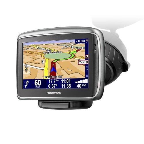 TomTom Go 540 Live Navigationssystem (10,9 cm (4,3 Zoll) Display, Kartenmaterial Europa, Text-to-Speech, 3 Monate)