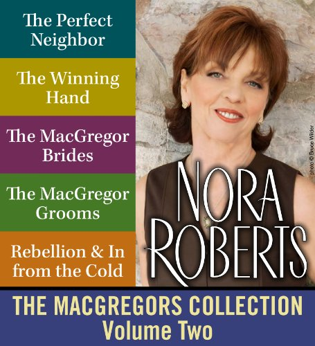 Nora Roberts' MacGregors Collection: Volume 2 (The MacGregors) (English Edition) (Macgregors-serie Nora Roberts)