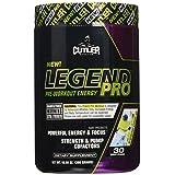 Cutler Nutrition Legend Pro Pre-Workout Energy Formula, Blueberry Lemon Ice, 300 Gram