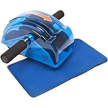 Nuevo ABS Abdominal rodillo deslizante Rueda gimnasio Fitness máquina cuerpo fuerza Trainer