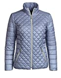 Bexleys woman by Adler Mode Damen Steppjacke mit Stehkragen Hellblau 36