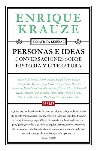Personas e ideas: Conversaciones sobre Historia y Literatura (Debate)