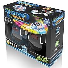 Mindscope Twister Tracks Neon Glow in Dark Add On Emergency Car Series set of 2m