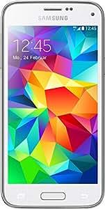 Samsung Galaxy S5 Mini Smartphone débloqué 4G (Ecran: 4.5 pouces - 16 Go - Android Kitkat 4.4) Blanc