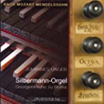 Orgelwerke-Silbermann-Orgel