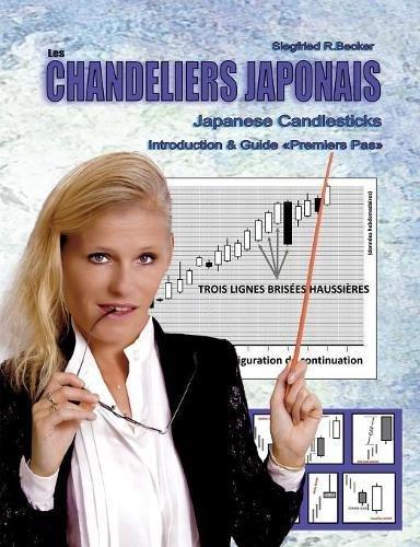 Les Chandeliers Japonais, Japanese Candlesticks par Siegfried R. Becker