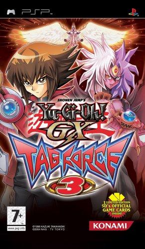 Yu-Gi-Oh! GX Tag Force 3 [UK Import] (Psp Gi Oh Yu Spiel)