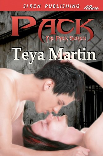 Pack [The Pack Series] (Siren Publishing Allure Manlove) Cover Image