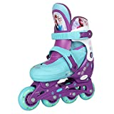Mesuca Frozen Inline Skates Set, Skate Kit, Toy for Girls