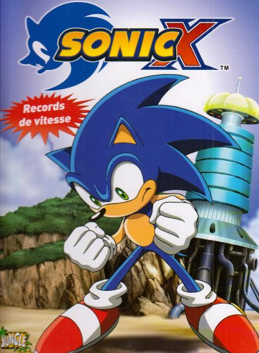 Sonic X - Records de vitesse Vol.2