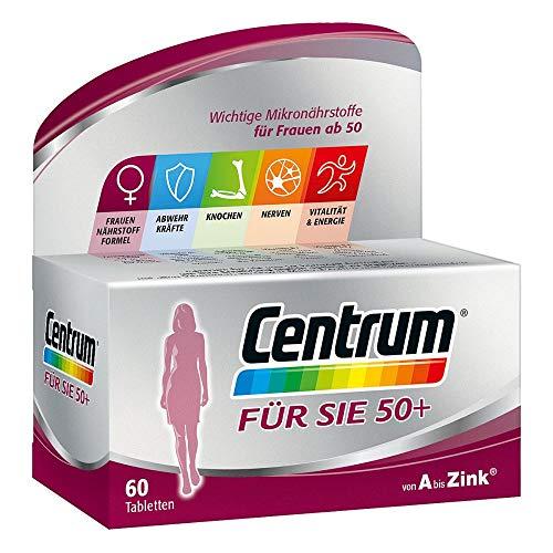 Centrum FÜR SIE 50+, 60 St. Tabletten