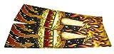 Stern Pinball Backbox Decal Set für Flipper KISS LE #820-66H2-01