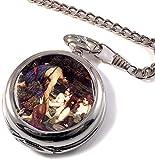 Hylas por Waterhouse Reloj Bolsillo Hunter Completo