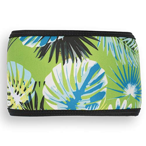 PlayaPup Rüdenwindel Neopren, Tropical Treasure Green, Gr. XS, PP6045-XS