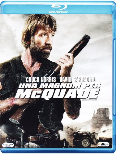 Una Magnum per Mc Quade (Blu Ray)