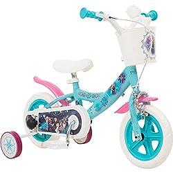 Disney 10 Zoll Frozen Kinderrad Eiskönigin Elsa