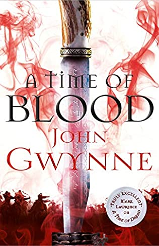 book cover of A Time of Blood
