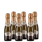 Prosecco Vino Spumante Treviso DOC extra dry 1/2 Flasche trocken (6 x 0.37 l)