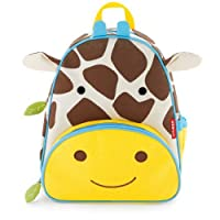 Skip Hop Zoo Packs Little Kid Backpacks, Giraffe Color: Giraffe Plaything, Amusement, Play, Toys, Game