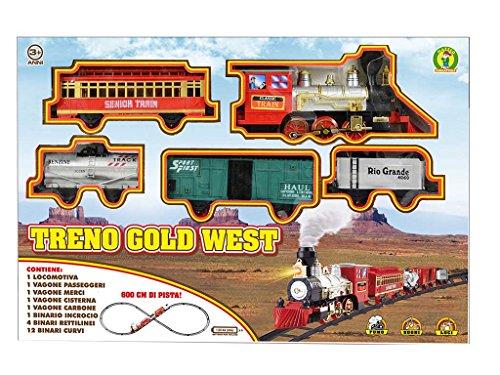 treno gold express - mazzeo giocattoli