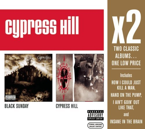 X2:Black Sunday/Cypress Hill by Cypress Hill (2008-05-13)