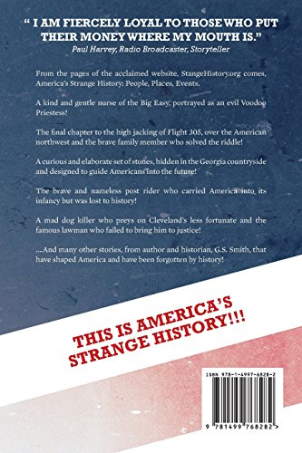 America's Strange History:: People, Places & Events