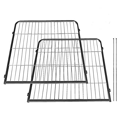 2 Piece Expansion Pack for Ellie-Bo Heavy Duty Modular Puppy Excercise Pen Adds 13SqFt 1