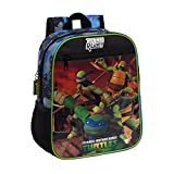 Teenage mutant ninja turtles 4612151 Tortugas Kinder-Rucksack, Blau