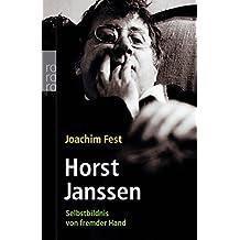 Horst Janssen: Selbstbildnis von fremder Hand