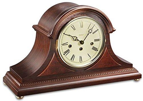 Hochwertige mechanische Tischuhr mit Schlüsselaufzug Kieninger 1274-23-01