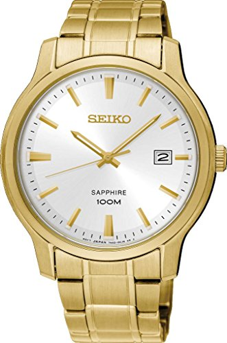 Seiko Herren-Armbanduhr SGEH70P1