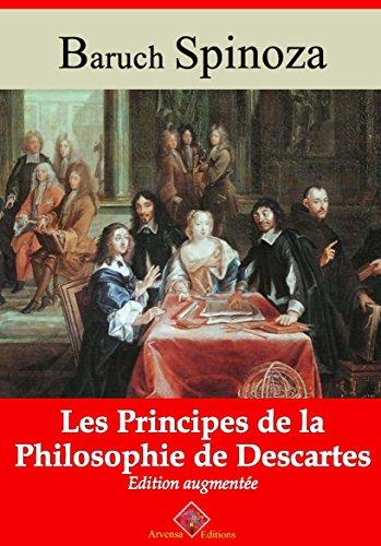 Les principes de la philosophie de Descartes (Nouvelle édition augmentée) - Arvensa Editions (French Edition)