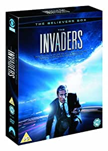 The Invaders - The Believer's Box (Complete Box Set) [DVD]