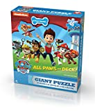 Paw Patrol - All Paws on Deck - 46-teiliges Deluxe Bodenpuzzle (Größe 91.4 x 60.9cm) [UK Import]
