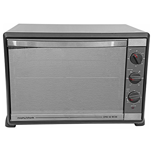 Morphy Richards 52 Rcss 52-litre Oven Toaster Grill (grey)