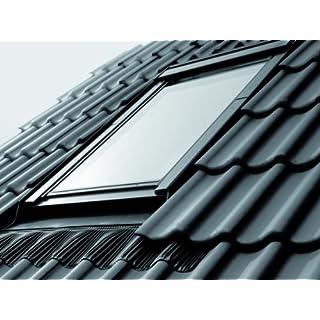 Velux Dachfenster GGU Schwingfenster 55x98cm CK04 0070 Thermo Kunststoff mit Ziegeleindeckrahmen EDZ 2000