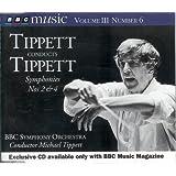 Tippett conducts Tippett : Symphonies Nos 2 & 4