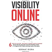 Visibility Online: 6 Steps To Success – Building A Strong Digital Business: Digital Marketing Strategy for Entrepreneurs - Website Development, SEO, Advertising, Social Media, Usability & Analytics