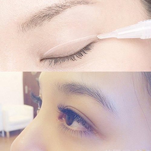 Generic Thailand Invisible Double Eyelid Cream Eyelid Stereotypes Lasting Waterproof Sweatproof Long lasting Eye Lids Cream makeup tools