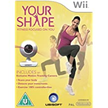 Your Shape with Camera (Wii) [Importación inglesa]