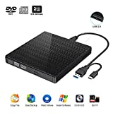 Unidad de CD DVD, Reproductor de CD DVD RW Tipo C y USB 3.0
