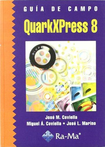 Guía de campo de QuarkXPress 8